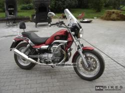 Moto Guzzi Nevada 750 Club 1999 #4