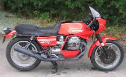 Moto Guzzi V1000 California III Injection 1988 #7