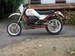 Moto Guzzi V65 Florida (reduced effect) 1988