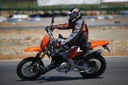 Motorhispania Duna 125 Off Road 2009 #10