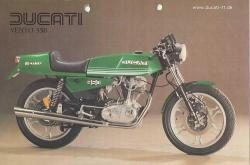 Retro Mototrans 350 Vento with original engine design