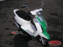 MZ Emmely E-Scooter 2011 #4