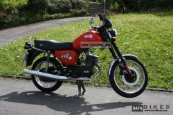 MZ ETZ 125 - with greetings from 90s #6