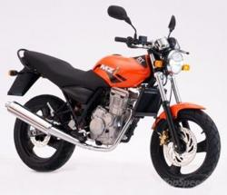 MZ RT-Striker 125 2008
