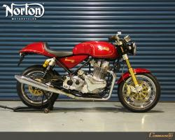 Norton Commando 961 Cafe Racer 2010 #5