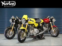 Norton Commando 961 Cafe Racer 2010 #6