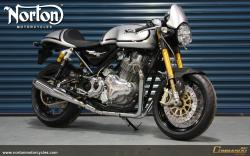 Norton Commando 961 Cafe Racer 2011 #10