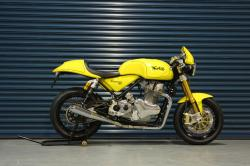 Norton Commando 961 Cafe Racer 2011 #11