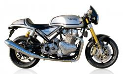 Norton Commando 961 Cafe Racer 2011 #14