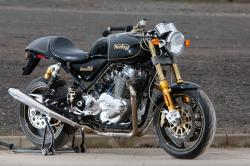 Norton Commando 961 Cafe Racer 2011 #4