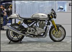 Norton Commando 961 Cafe Racer 2011 #6