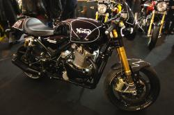 Norton Commando 961 Cafe Racer 2011 #9
