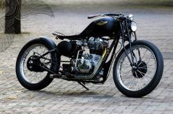 One-off build Motorcycle #5