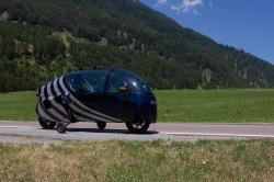 Peraves Ecomobile among the most freaky vehicles of the world