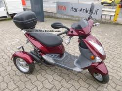 PGO Tricycle 50 2007