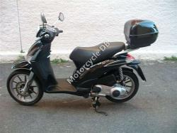 Piaggio Liberty Catalyzed 2006