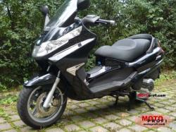 Piaggio Liberty Catalyzed 2007
