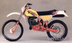 Puch GS 125 HF 1987