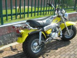 Puma Apollo 125, a rare sport bike to use
