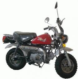 Puma Apollo 125, a rare sport bike to use #7