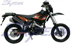 Qingqi Super motard #4