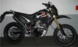 Qingqi Super motard #6