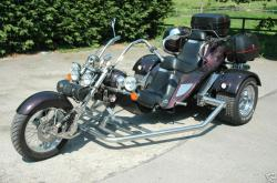 Riding experience with the Boom Trikes Classic Chopper