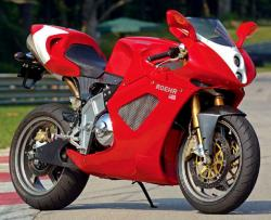 Roehr 1130 Superbike, exotic and breathless