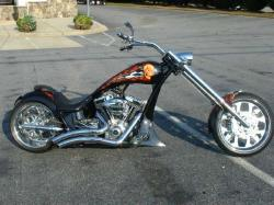Rucker Performance Gauntlet Chopper 2010 #5