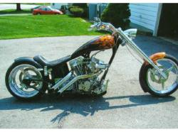 Rucker Performance Gauntlet Chopper 2010 #8
