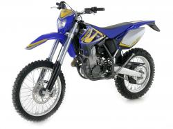 Sherco 125 Enduro Shark Replica #2