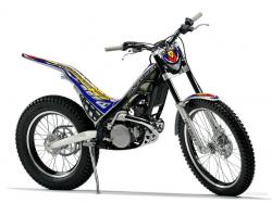 Sherco 125 Enduro Shark Replica #4