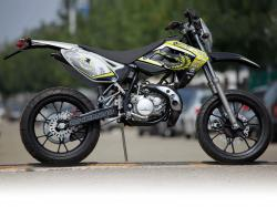 Sherco 50cc Enduro Champion Replica 2008 #12
