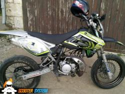 Sherco 50cc Enduro Champion Replica 2008 #6