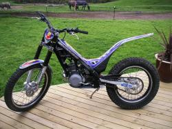 Sherco Shark 50 CC Enduro 2005 #9
