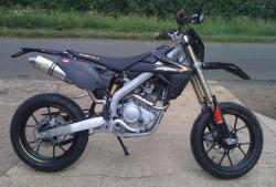 Sherco SM 125-F Black Panther #3