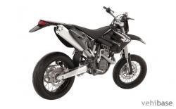 Sherco SM 125-F Black Panther 2010