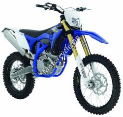 Sherco SM 1.25-F Black Panther 2011