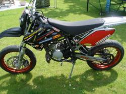 Sherco Super motard #10