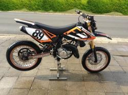 Sherco Supermotard 50 cc #9