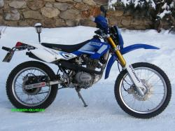 Shineray XY125GY #8