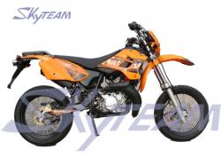 Skyteam Super motard #2