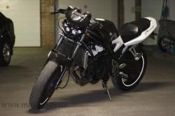 Suzuki Bandit 400 is ideal for the urban ride #9