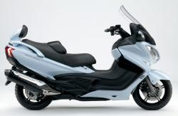Suzuki Burgman 650 ABS Executive 2013
