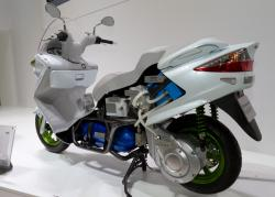 Suzuki Burgman Fuel Cell #3