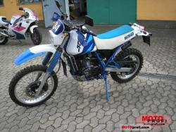 Suzuki DR 650 R Dakar (reduced effect) 1991