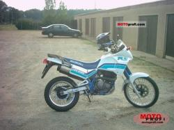 Suzuki DR 650 RS (reduced effect) 1990