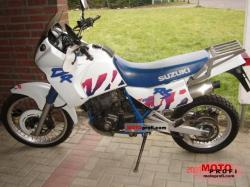 Suzuki DR 650 RS (reduced effect) 1991
