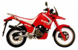 Suzuki DR Big 800 S (reduced effect) 1992 #7