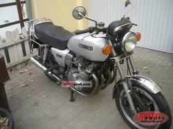 Suzuki GS 500 E (reduced effect) 1981 #15